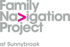 Family Navigation Project at Sunnybrook