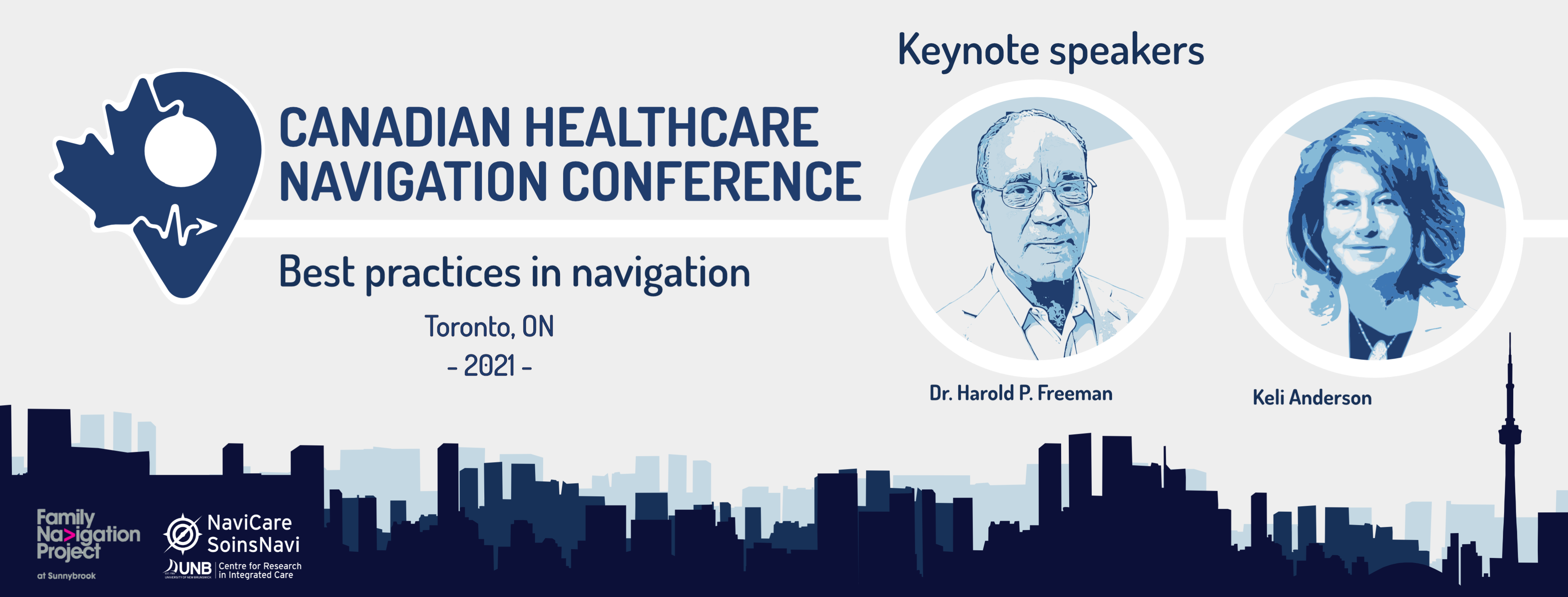Canadian Healthcare Navigation Conference - Best Practices in Navigation - 2021